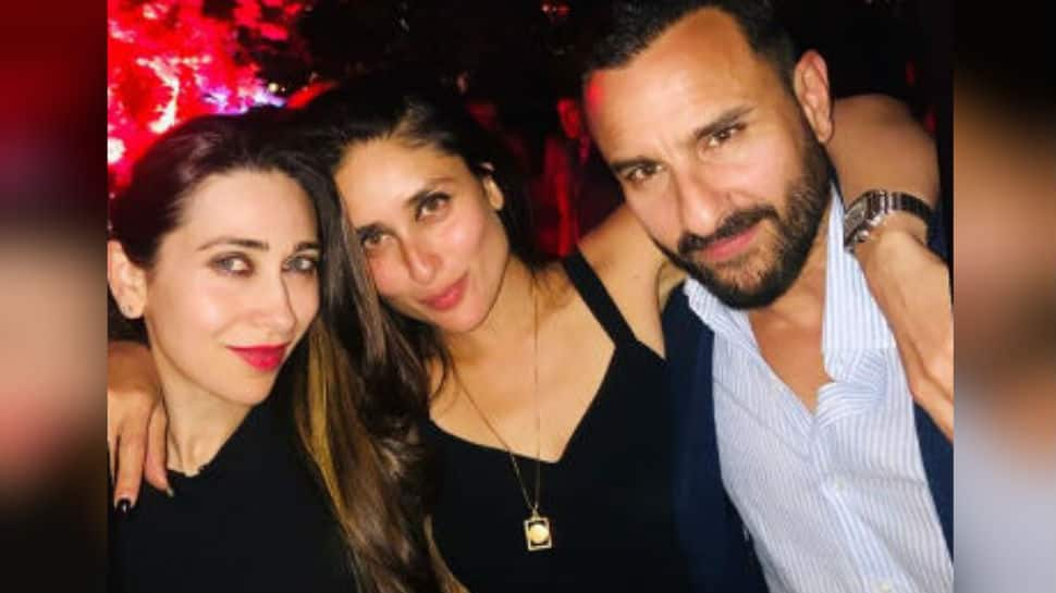 Inside Kareena Kapoor, Karisma and Saif Ali Khan's dreamy London nights
