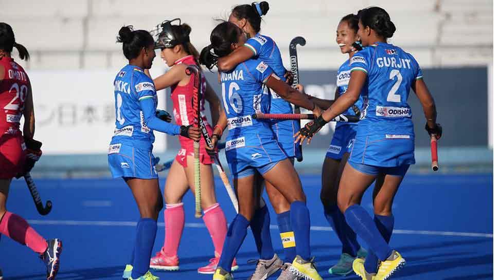 PM Narendra Modi congratulates Indian hockey eves on winning FIH Series Finals