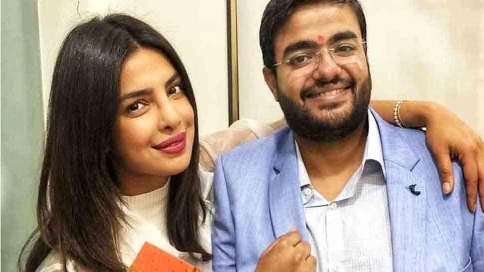 Priyanka Chopra showers love on brother Siddharth Chopra for his work in Khandaani Shafakhana