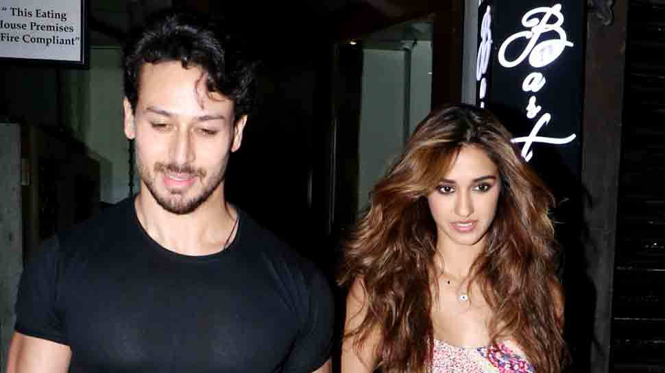 This is how Disha Patani spent her Sunday with beau Tiger Shroff — See pics