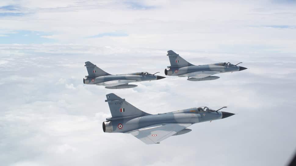 IAF upgrading Mirage 2000, eyeing 5th Generation LCA