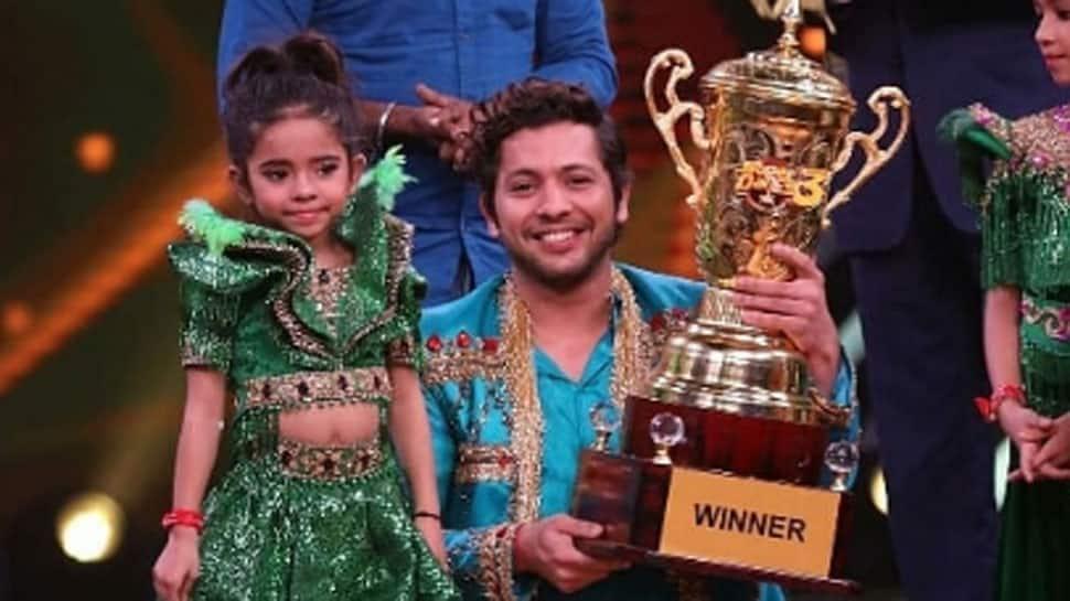 Rupsa Batabyal, 6, wins 'Super Dancer - Chapter 3'