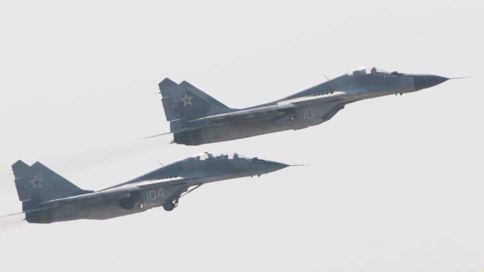 Slovakia MiG-29s intercept Italian passenger plane after it fails to respond to ATC