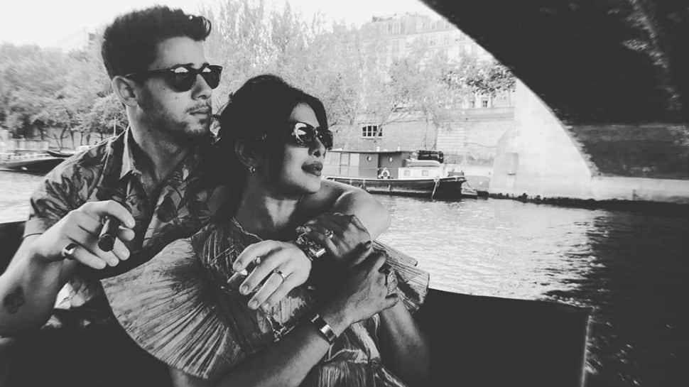 Inside Priyanka Chopra and Nick Jonas' evening in Paris - See pic