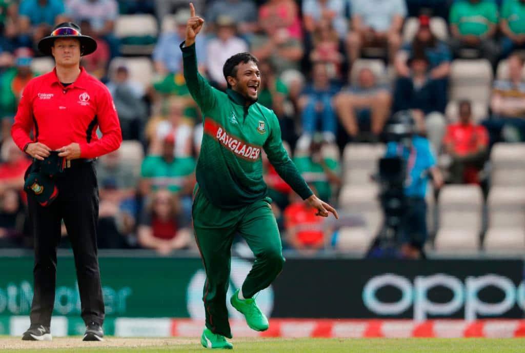 Shakib Al Hasan: Man of the Match in Bangladesh vs Afghanistan World Cup 2019 clash