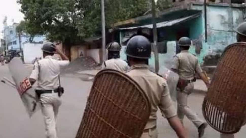 Joint Congress-Left delegation to visit violence-hit Kankinara in West Bengal on Tuesday