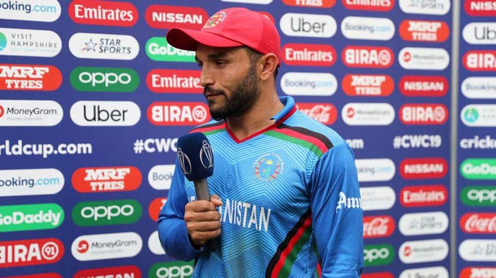 ICC World Cup 2019: Gulbadin Naib blames Afghanistan's fielding for defeat by Bangladesh