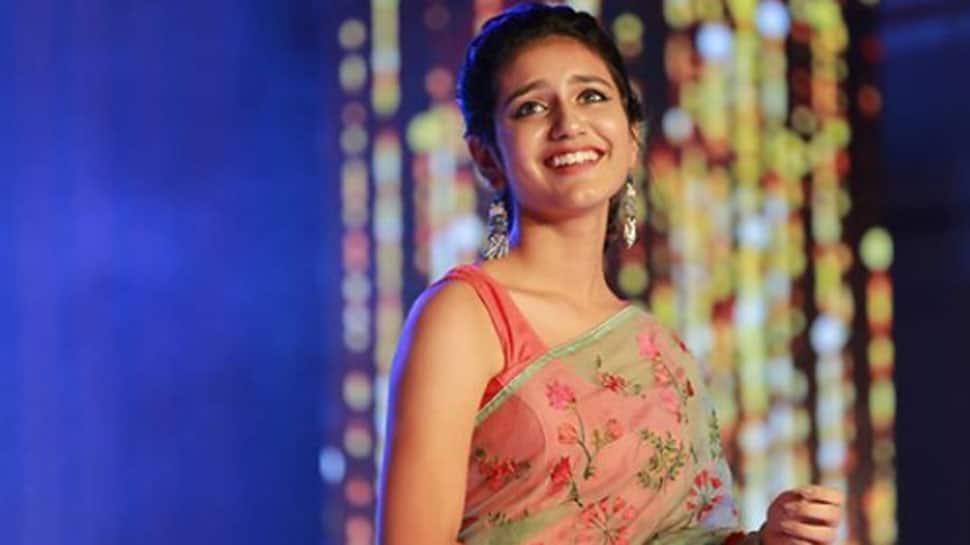 Priya Prakash Varrier sings her first romantic song, shares video clip—Watch