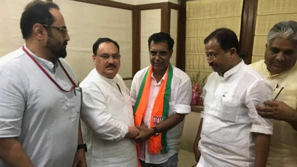 Former Kerala Congress leader AP Abdullakutty, who was expelled for praising PM Narendra Modi, joins BJP