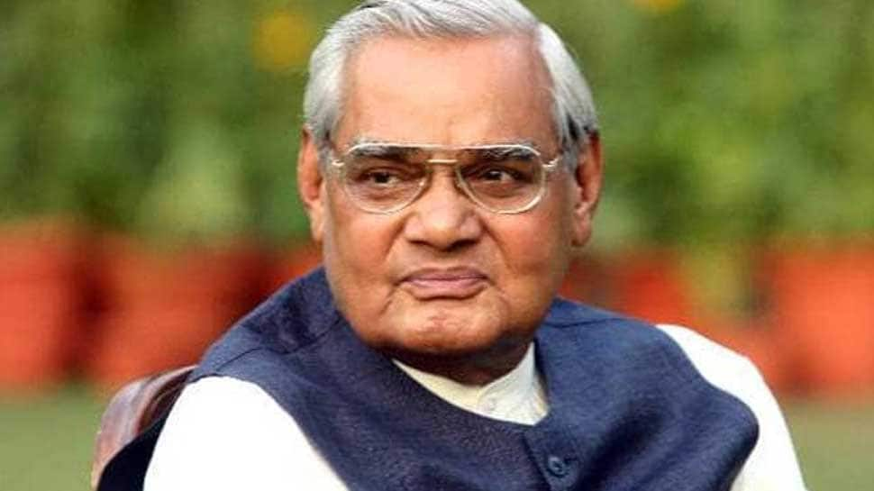 Non-payment of Rs 2.54 crore bill for Atal Bihari Vajpayee's ash immersion sparks row in UP