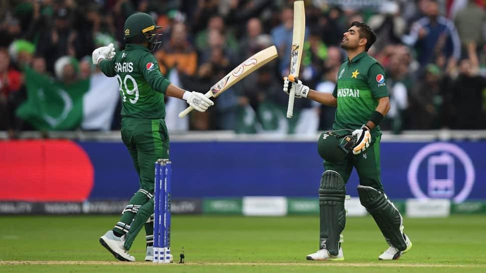 ICC Cricket World Cup 2019: Babar Azam's 101* ends New Zealand's unbeaten run, keeps Pakistan alive for top four spot