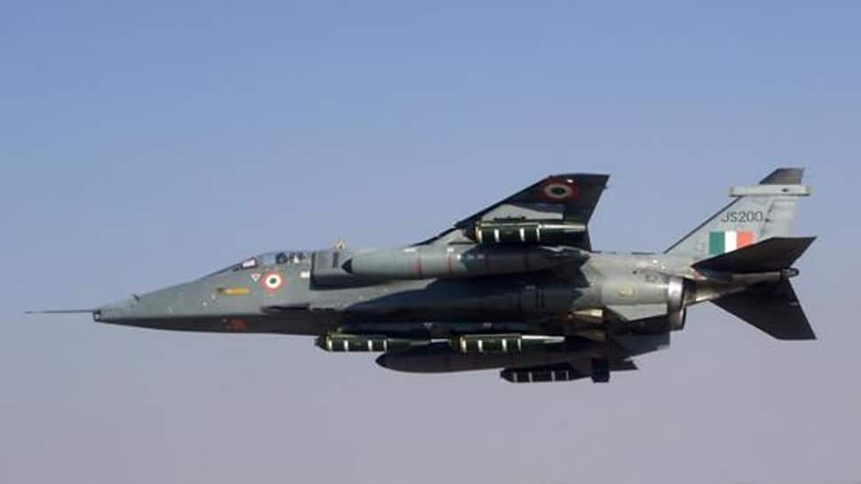 IAF Jaguar jet suffers bird hit, lands safely in Ambala