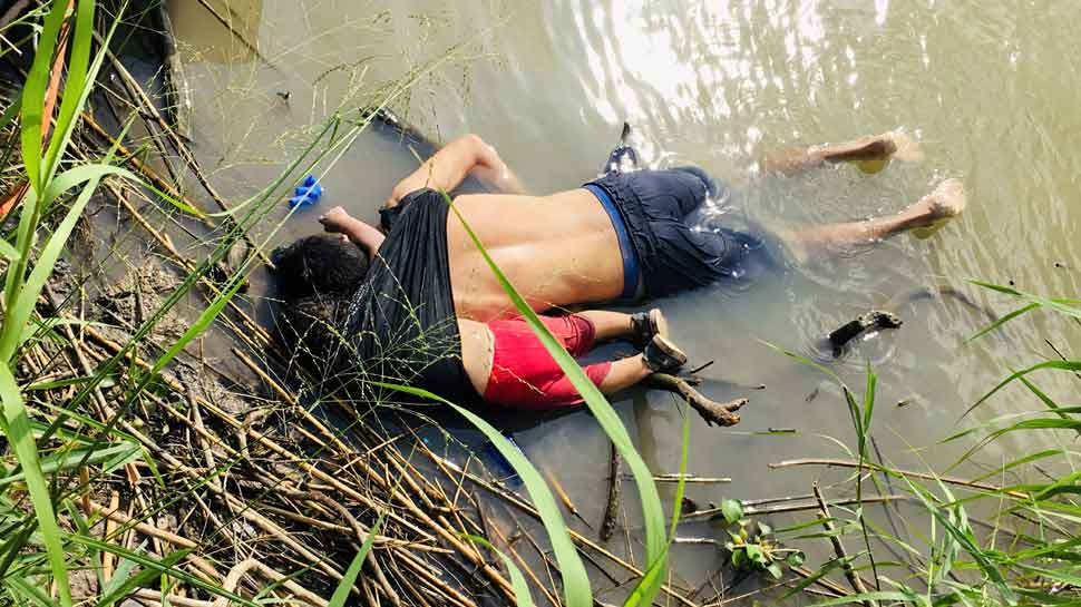 Photos of drowned migrants at US-Mexico border triggers global outrage