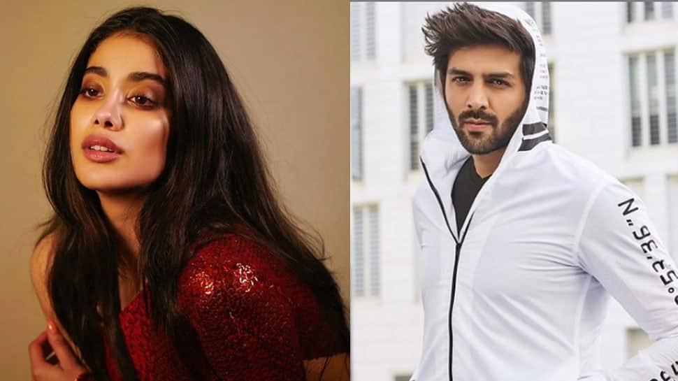 Confirmed! Kartik Aaryan and Jahnvi Kapoor in Karan Johar's 'Dostana 2'