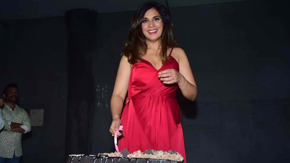 Happy when actresses take chances with reel life: Richa Chadha