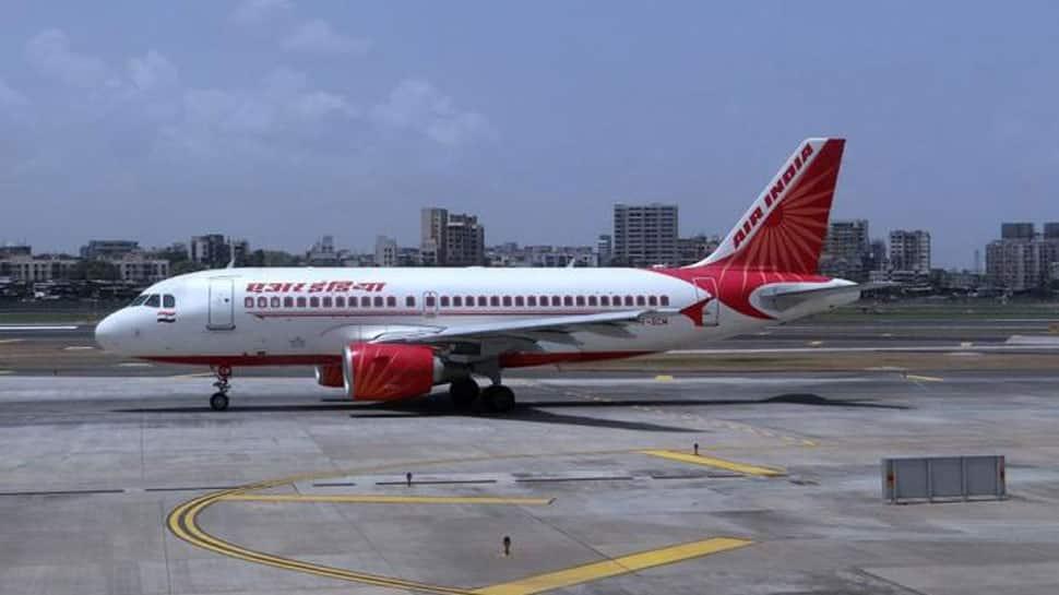Air India Mumbai-Newark flight escorted by RAF Eurofighter Typhoons following bomb threat