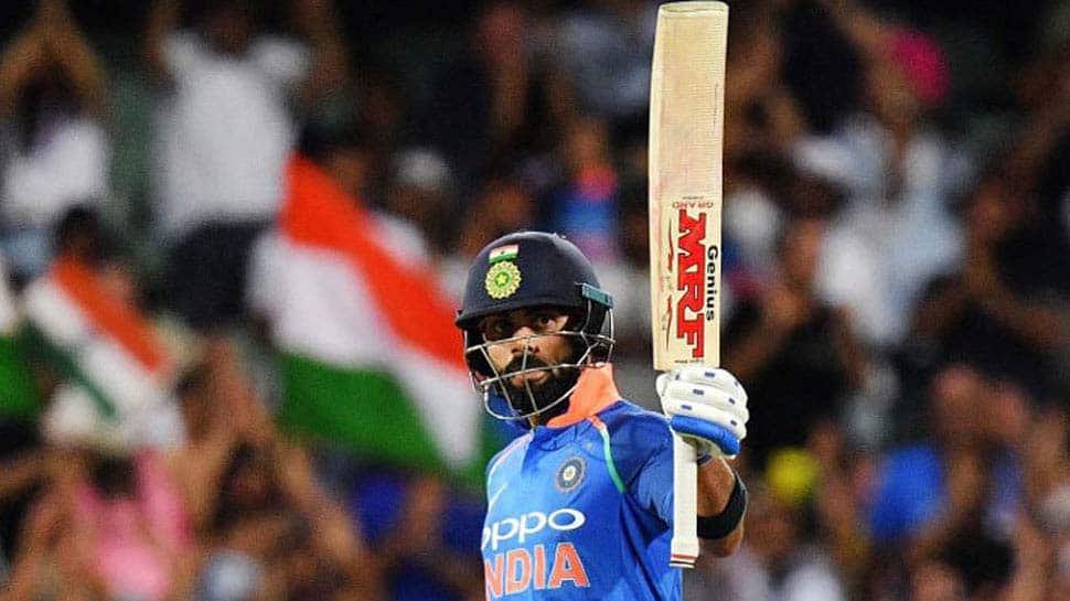 Virat Kohli becomes fastest batsman to score 20,000 international runs, breaks Sachin's record