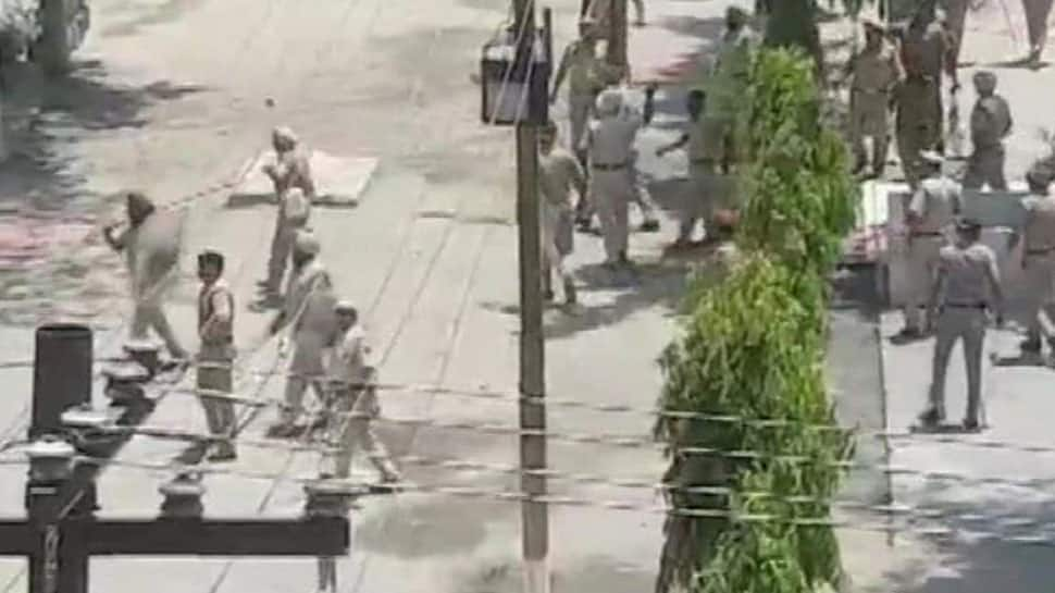 Violent clashes break out in Ludhiana jail, 6 cops, 15 prisoners injured