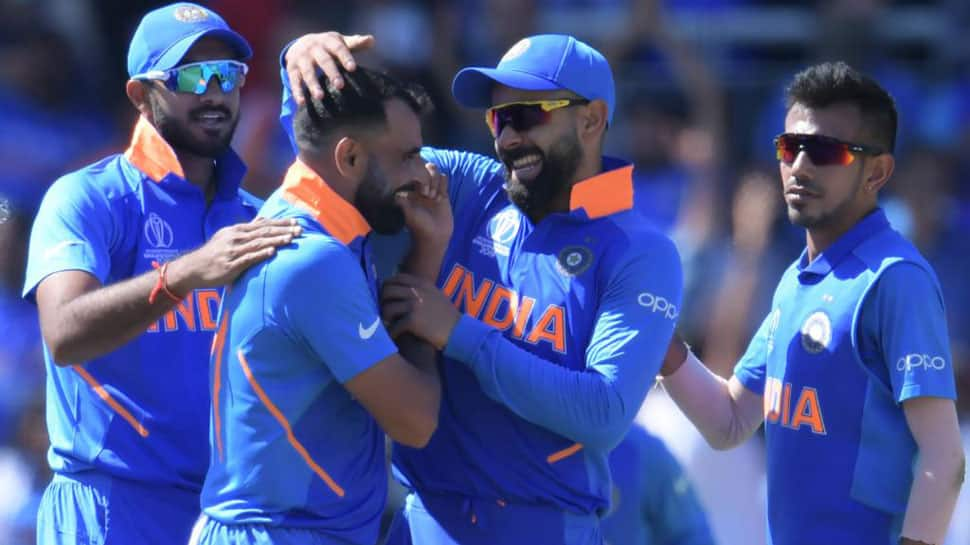 List of five wicket takers in a Cricket World Cup 2019 match till West Indies vs India tie
