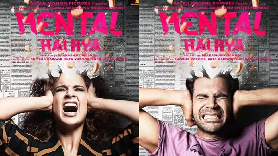 Kangana Ranaut-Rajkummar Rao's 'Mental Hai Kya' to get a new title?
