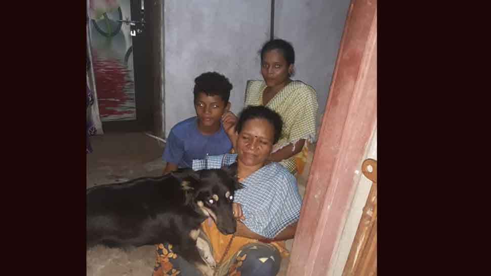 Man's best friend: Pet dog saves family from cobra attack in Odisha's Malkangiri