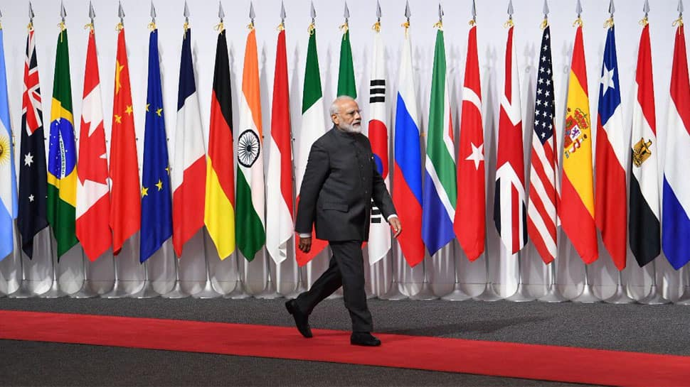 PM Modi's 5-point approach to deal with terrorism and common global challenges
