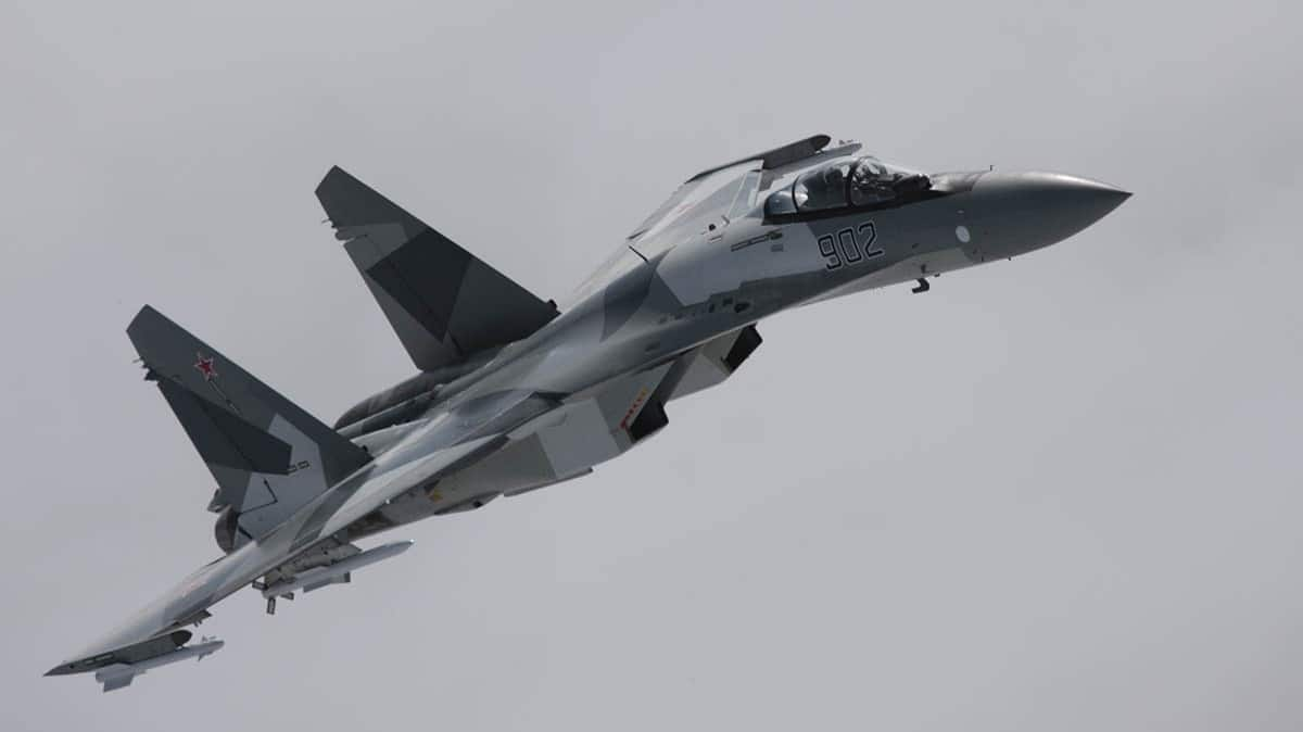 Russia offers more Sukhoi Su-35S fighters, which can detect F-35