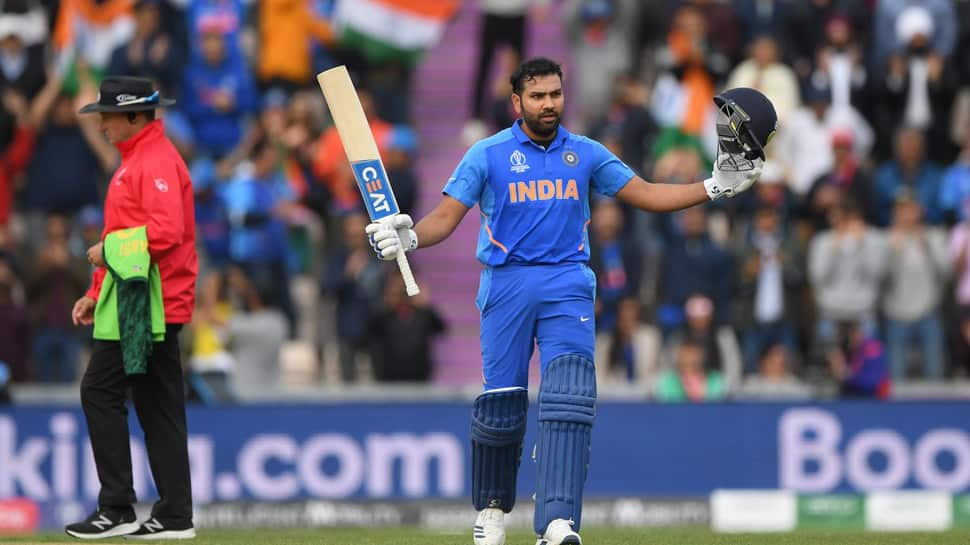 Rohit Sharma shares pic of his controversial dismissal against West Indies, leaves Twitterati guessing