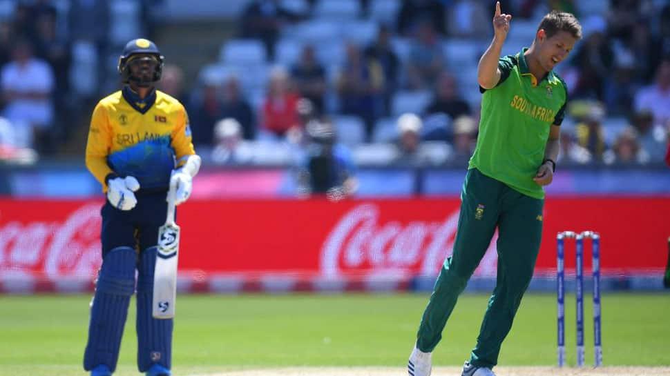Dwaine Pretorius: Man of the Match in Sri Lanka vs South Africa ICC World Cup clash