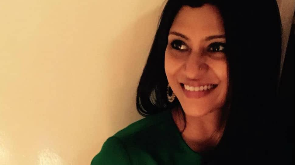 Motherhood is like practicing yoga: Konkona Sen Sharma