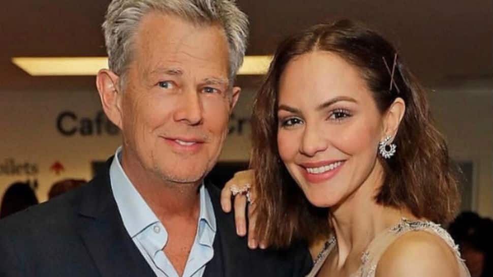 How love sparked between newly-weds David Foster, Katharine McPhee