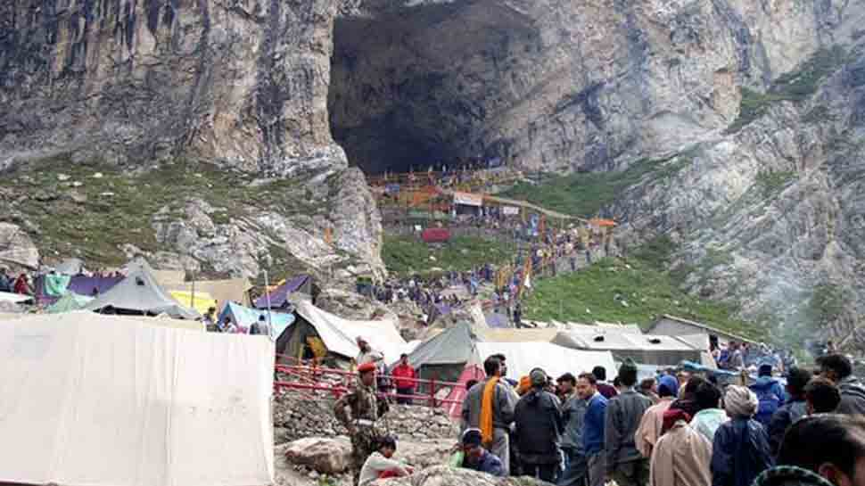Amarnath Yatra: 60,000 security personnel, CCTVs to ensure safety of pilgrims