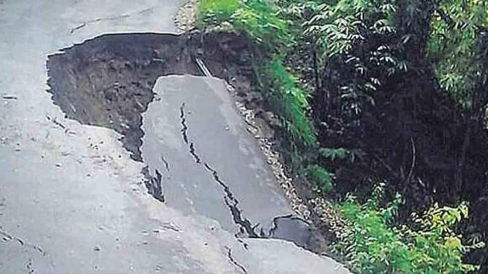 9 villages lose connectivity due to landslide in Pune