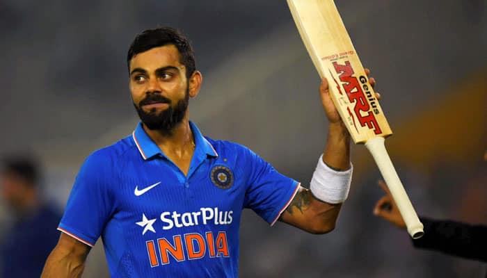 ICC World Cup 2019:Virat Kohli sees tournament pressure reason behind England's struggle