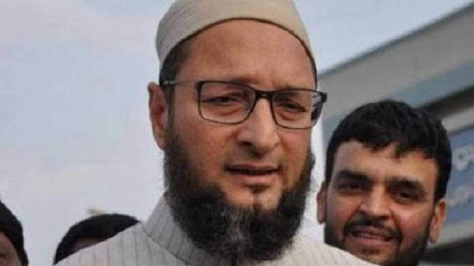 Asaduddin Owaisi refuses to say 'Jai Sri Ram', 'Vande Mataram', alleges Muslims are being terrorised today
