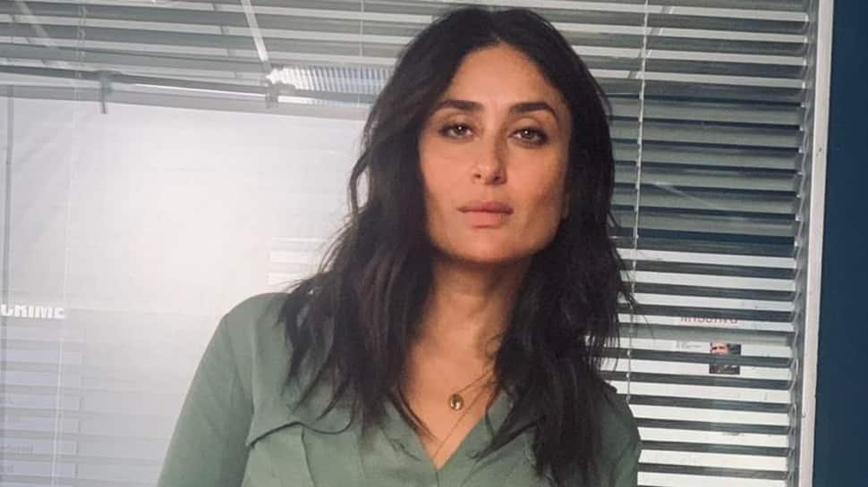Kareena Kapoor Khan's look as a cop from 'Angrezi Medium' out—Pic