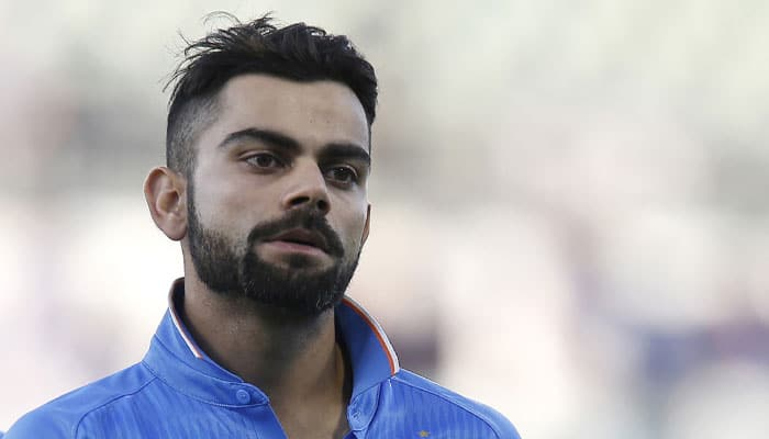 Virat Kohli becomes first captain to score five consecutive fifties in World Cup