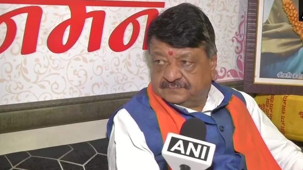 Kailash Vijayvargiya defends son Akash, says government was at fault