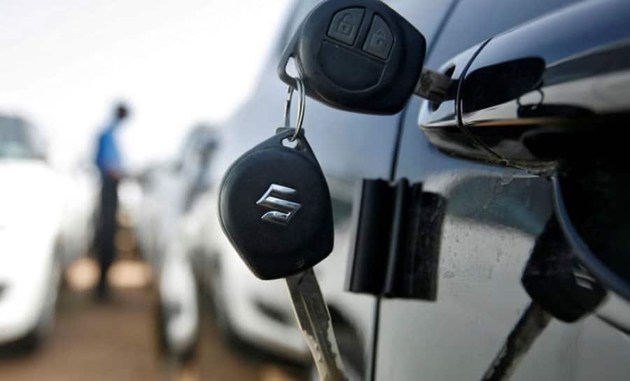 Maruti reports 14% dip in total sales in June at 124,708 units