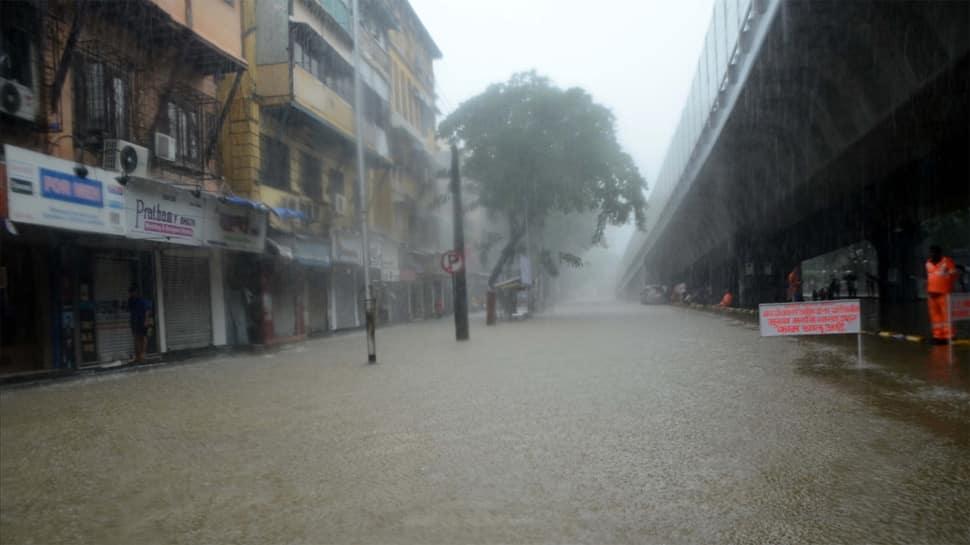 Heavy rains lash Mumbai; check high tide timings for Tuesday