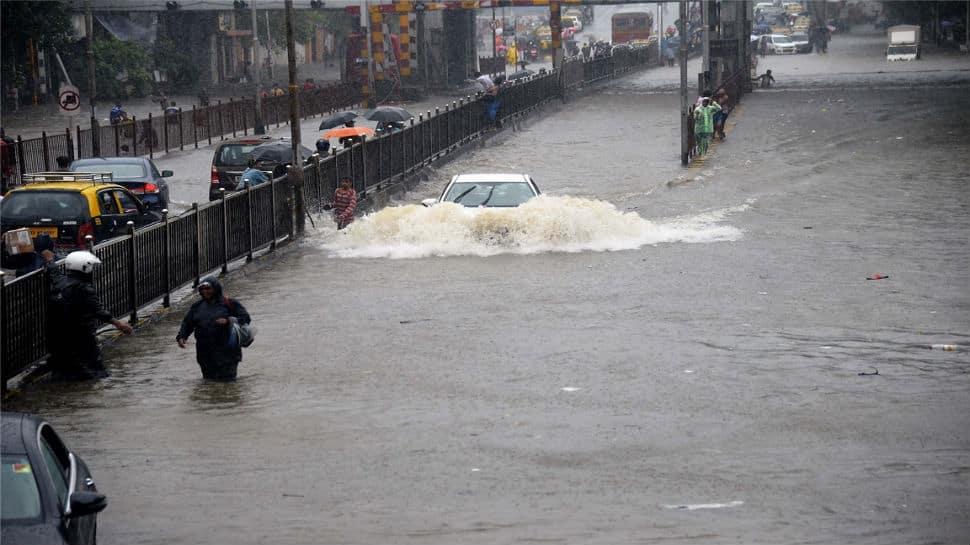 IMD warns of heavy rainfall in Mumbai till Thursday, tourists advised to avoid hilly areas