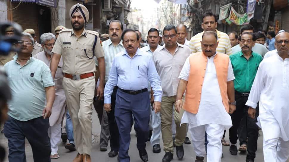 Parking row in Delhi's Hauz Qazi sparks communal tension