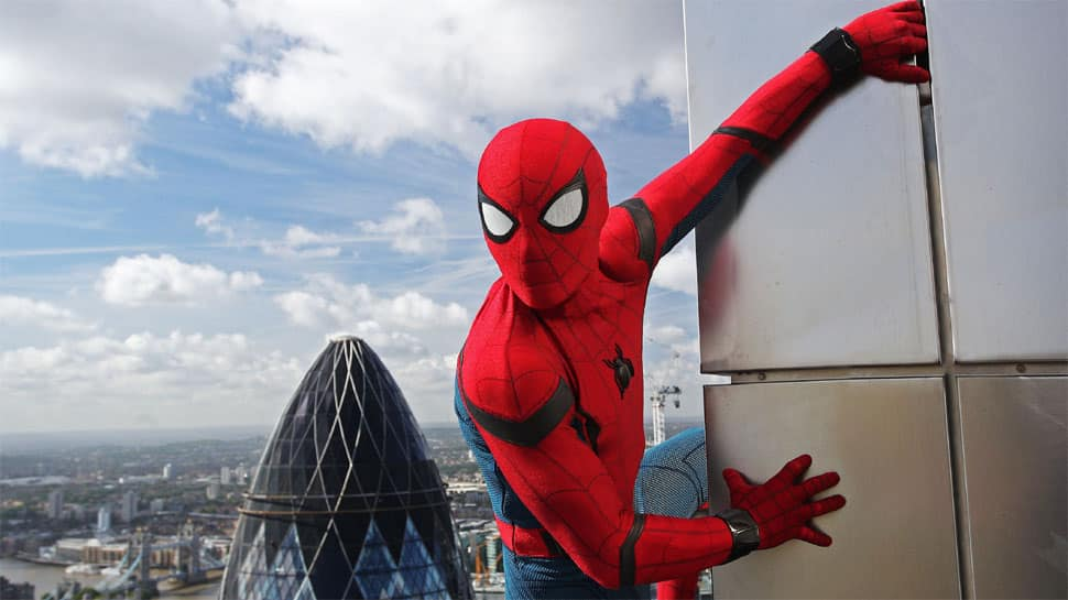 Spider-Man gets 'desi' welcome in India