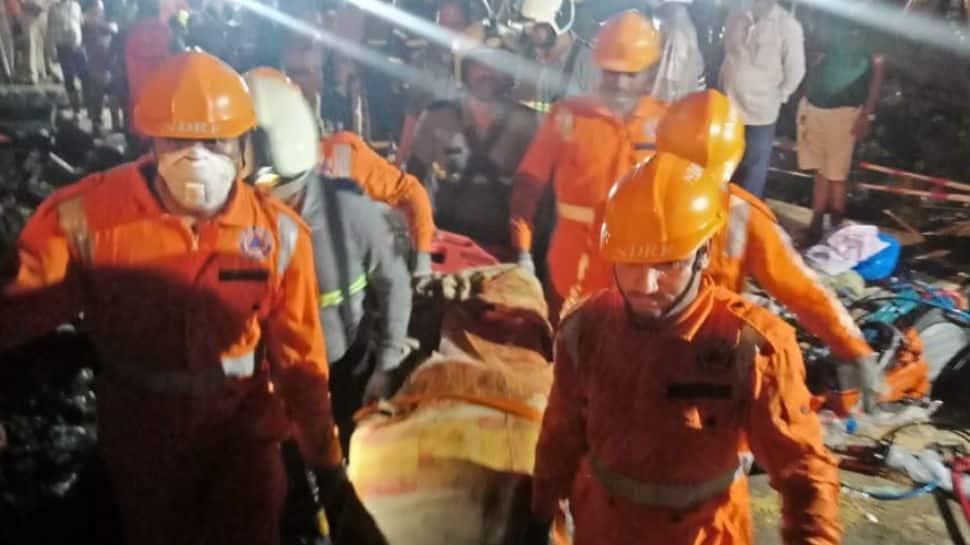 Six dead, at least 20 people missing after breach in Ratnagiri dam