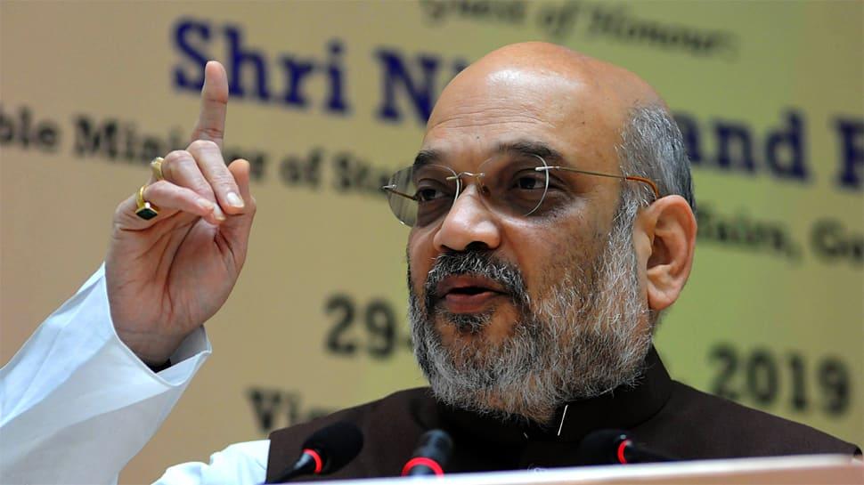 Home Minister Amit Shah reprimands Delhi Police chief over Hauz Qazi communal tension