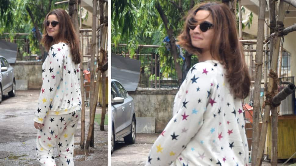 Alia Bhatt salon session was high on the 'star' effect—Check photos