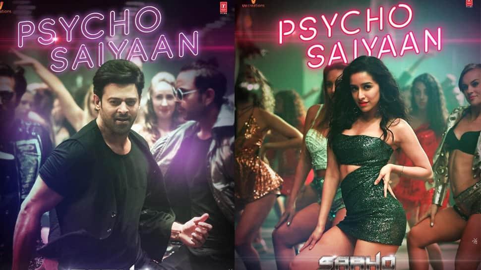 Saaho stars Prabhas, Shraddha Kapoor ready for 'Psycho Saiyaan', share fresh stills