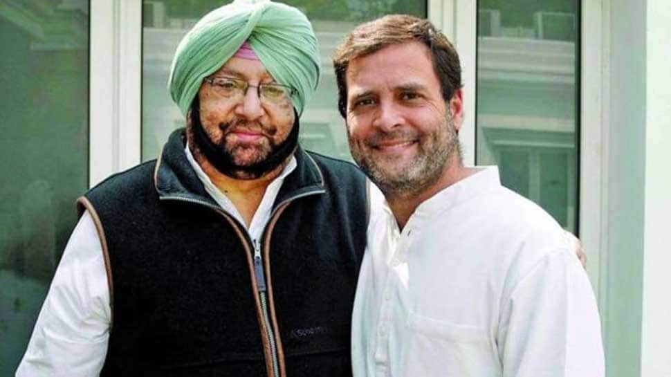 Congress going through difficult time but will come out stronger: Punjab CM Amarinder Singh