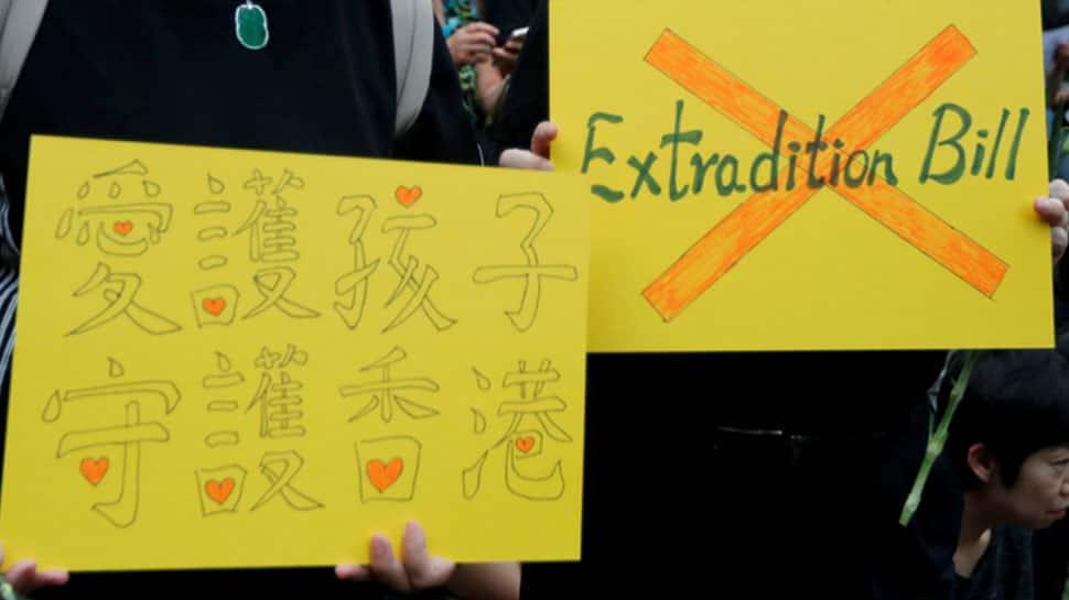 After a day of violent protests, Hong Kong starts to make arrests