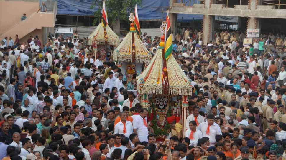 PM Modi, President Kovind extend greetings on Jagannath Rath Yatra occasion